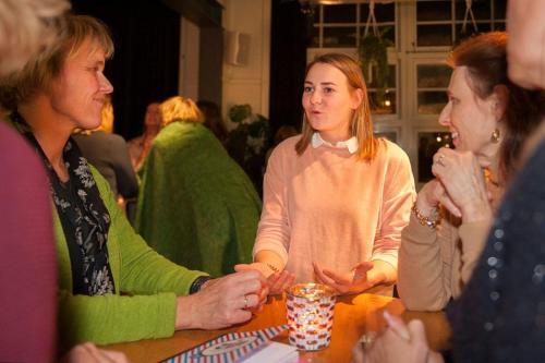 Bijeenkomst entrefemmes 13 dec 2018 Waskracht.
