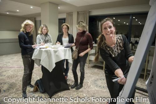 Bijeenkomst Entre Femmes 20 februari, workshop van Karin en Bonnie, 2019