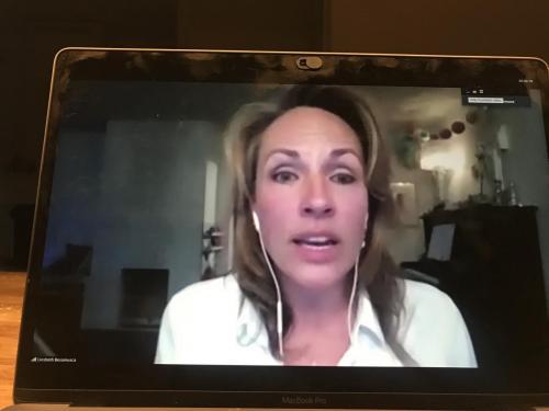 Oranje Boven - Entre Femmes - April 2020 - Online zichtbaarheid - Liesbeth Besamusca