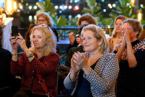 Bijeenkomst Entre Femmes januari 2020 - Goud in handen